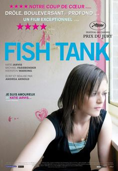 This is a great British coming-of-age story. Katie Jarvis gives an awesome performance as does Michael Fassbender (who is extremely handsome btw) Michael Fassbender, Music Film, Film Movie, Fish Tank Film, Bts Communication, Festival Cinema, Amc Networks, Aquarium, Film Archive
