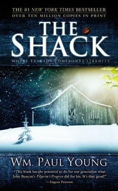 The shack - Paul Young (German: Die Hütte. Ein Wochenende mit Gott)