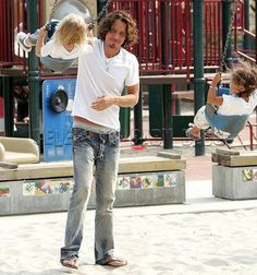 Chris Cornell - as Daddy