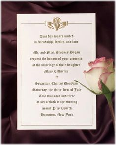 Find This Pin And More On Wedding Invitations By Lisavelte