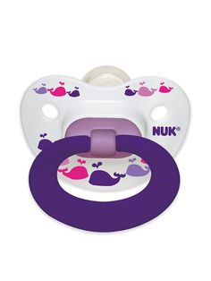 I would say that this is one of those products that you should ask the parents their preferences on (at least make sure they want pacifiers), but babies make up their own minds on what plugs they like. I will say that ours really like Nuk though.  Marrakesh & Whales Orthodontic Pacifier | NUK
