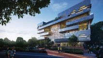 South Melbourne Primary School by Hayball