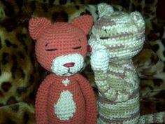 My Amineko Rusty and Calico