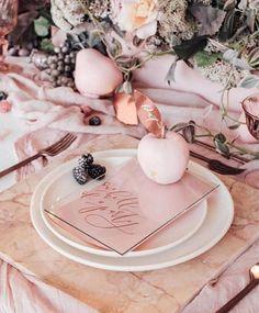 24 Ideas Wedding Fall Reception Table Settings For 2019 Reception Table, Wedding Reception, Trendy Wedding, Fall Wedding, Wedding Ideas, Rose Wedding, Wedding Bouquet, Wedding Cake, Wedding Flowers