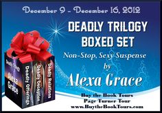 Deadly Trilogy Boxed Set by Alexa Grace