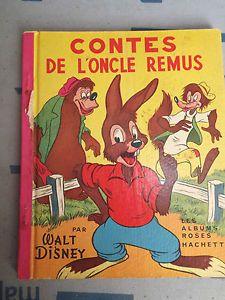 Contes de l'oncle Rémus