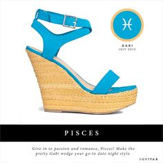Pisces check out your July Fashion Horoscope