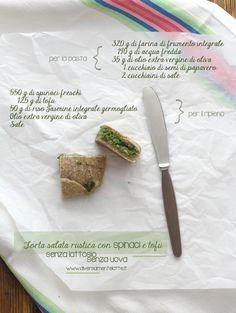 ingredienti torta rustica salata