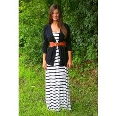 Campus Sweetheart Maxi Dress