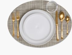 Chilewich Mini Basketweave Oval Placemats - Design Within Reach Oval Table, Design Within Reach, 2020 Design, Linen Napkins, Chair Fabric, Mold And Mildew, Westminster, Basket Weaving, Stuff To Do