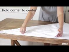 How to Fold Towels to Save Room | eHow