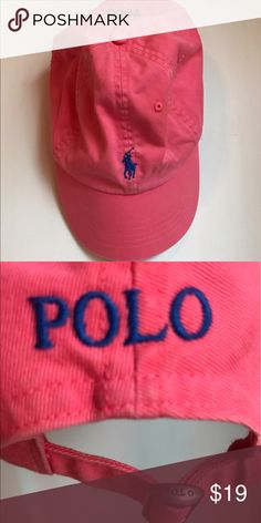 Polo Ralph Lauren Men's Classic Sports Cap Crafted from stonewashed cotton twill - this classic hat features Polo Ralph Lauren's signature embroidered pony. Polo by Ralph Lauren Accessories Hats