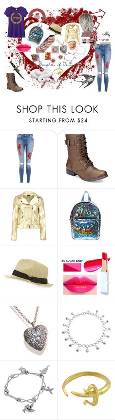 """Rose- Daughter of Venus"" by justalilsassy ❤ liked on Polyvore featuring American Rag Cie, Boohoo, Current Mood, John Varvatos, Bling Jewelry, Tiffany & Co., LeiVanKash and Les Néréides"