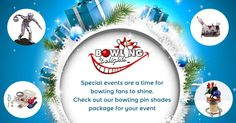 Special events are a time for #bowlingfans to shine. Check out our bowling pin shades package for your event. #bowling #gifts #products #giftbasket #chocolates #frames  #toys #games #novelties #party #high-quality #delivery #giveaway #BowlingDelights #shopping #deals #sale
