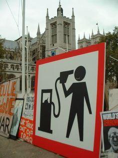 Il faut arrêter avec le pétrole!