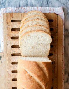 #Recipe: Beginner Sourdough Sandwich Loaf