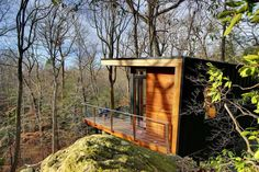 The Tiny House Movement is all about living small, but it's growing in popularity. Here are ten of our favourites.