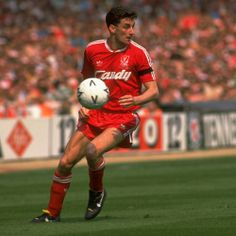 Liverpool striker John Aldridge during the 1988-89 season. #LFC #JFT96