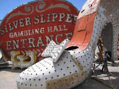 The Signs of Las Vegas' Neon Boneyard