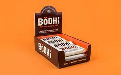 Bodhi Paleo Bars — The Dieline | Packaging & Branding Design & Innovation News
