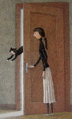 By Franco Matticchio, Come in.