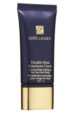 Estée Lauder 'Double Wear' Maximum Cover Camouflage Makeup for Face and Body Broad Spectrum SPF 15 available at #Nordstrom