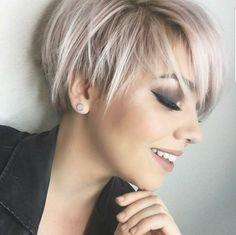 Dessa damer har valt för en Elegant och trendig kort frisyr! Vilken vill du prova?