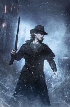"""Cover for """"Cold Days"""" (Jim Butcher, Dresden Files series) by Chris McGrath"""