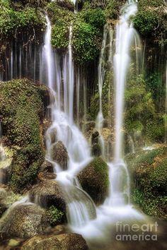 ✯ Waterfalls In Northern Sierra - CA