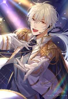 I wish I could one day see Zen acting in any musical ; Mystic Messenger Game, Mystic Messenger Characters, Mystic Messenger Fanart, Fanarts Anime, Anime Characters, Cute Anime Guys, Anime Boys, Fandom, Kawaii Anime