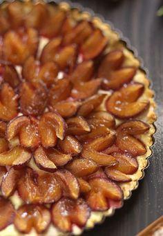 Schnelle Pflaumen-Tarte - Pflaumen-Rezepte: Herbstgenuss pur