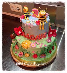 Biene Maja cake https://www.facebook.com/eifelcafe