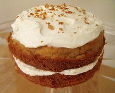 Recipe: High Protein Gluten Free Carrot Cake - MindMuscle Yoga