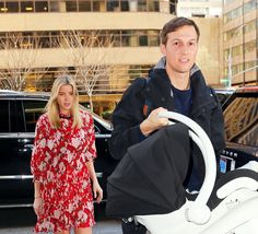 Ivanka Trump Returns Home From the Hospital With Baby No. 3 — See the Pics!