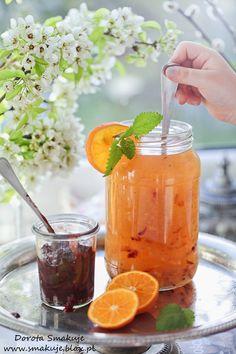 Woda smakowa mandarynkowo-porzeczkowa Junk Food, Drinks, Recipes, Drinking, Beverages, Drink, Ripped Recipes, Cooking Recipes