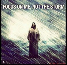 FOCUS ON JESUS