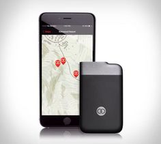 Beartooth Turns Your Smartphone Into 5-Mile Radius Walkie-Talkies To Voice & Text With No Service - #hiking #smartphones #travel