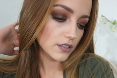 Glitter Holiday Makeup Tutorial