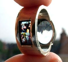 The Projector Ring -