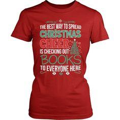 Librarian - Christmas Cheer