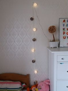 Lights to childrens room