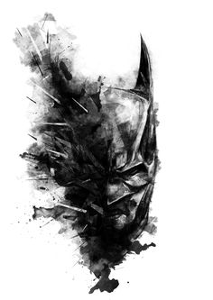 Batman by Creator Ben Holmes   tatuajes | Spanish tatuajes  |tatuajes para mujeres | tatuajes para hombres  | diseños de tatuajes http://amzn.to/28PQlav