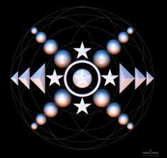 Universal #SacredGeometry code 8