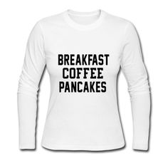 Breakfast Coffee Pancakes