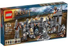Best gifts for 8-year-old boy - LEGO Hobbit set | Cool Mom Picks