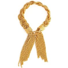 Aurelie Bidermann 'Miki Dora' bracelet ($515) ❤ liked on Polyvore featuring jewelry, bracelets, metallic, metallic jewelry, fringe bracelet, braid jewelry, fringe jewelry and braided bracelet
