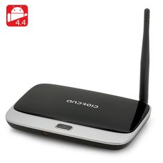 Wholesale Quad Core TV Box - Android 4.4 TV Box From China