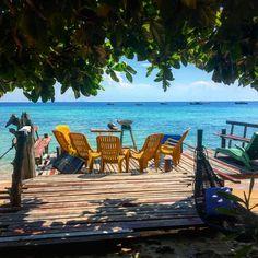 203 Likes - 🏔EnjoyLifeOneAdventureAtATime🏕 (@lifeismeantforexploring) on Instagram: The beauty of Pulau Tioman in Malaysia