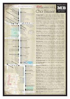 Mumbai's Chor Bazaar – downloadable map | Travel | guardian.co.uk