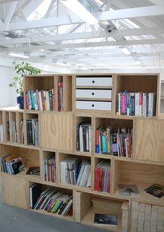 Plywood furniture & Cardboard Drawer